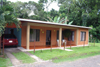 WiThe 3BR 1BA remodeled home near lake at edge of Tronadora village is a foolproof and economical way to introduce yourself to semitropical life in beautiful Costa Rica.
