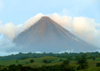 A view of Arenal Volcano from this 3BR 3.5BA home.
